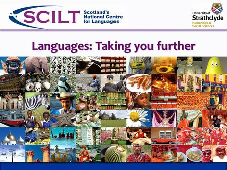 Languages: Taking you further. Presentation Overview Introduction Lets test your knowledge! Why languages matter The Scottish Baccalaureate in Languages: