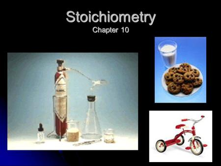 Stoichiometry Chapter 10 The Mole A counting unit A counting unit Similar to a dozen, except instead of 12, its 602,000,000,000,000,000,000,000 Similar.