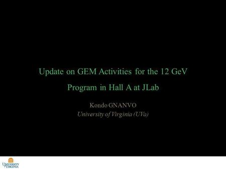 Update on GEM Activities for the 12 GeV Program in Hall A at JLab