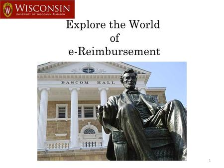 Explore the World of e-Reimbursement