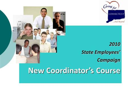2010 State Employees Campaign New Coordinators Course.