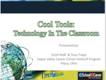 Cool Tools: Technology In The Classroom