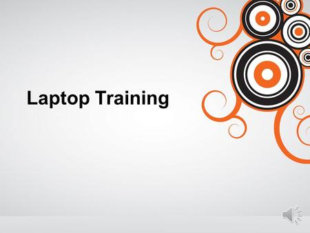 Laptop Training Past Laptop Deployment Focus: Setting Up a laptop Current Focus: Integrating the technology.