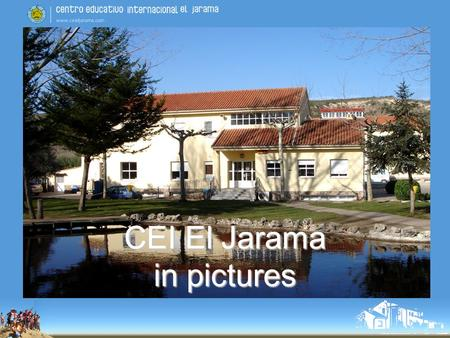 CEI El Jarama in pictures. RESIDENTIAL AREA Building 1. Office & Dining roomsBuilding 2. Bed rooms Two spacious and air condotioned buildings with a.
