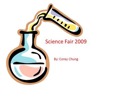 Science Fair 2009 By: Corey Chung. Big Question!!! Which dosage form of medication has the best effect? I will be comparing traditional tablets, gel caps,