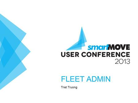 FLEET ADMIN Triet Truong. SEARCH USERS Find users with certain authorities: Drivers Operators Read only Fleet Managers View permissions.