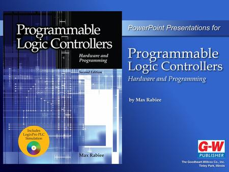 Chapter 1 Programmable Logic Controller (PLC) Overview.