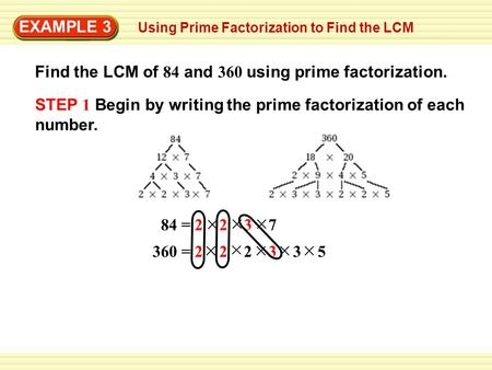 Writing Improper Fractions
