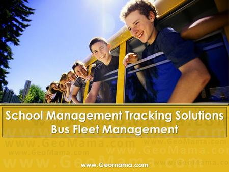 School Management Tracking Solutions