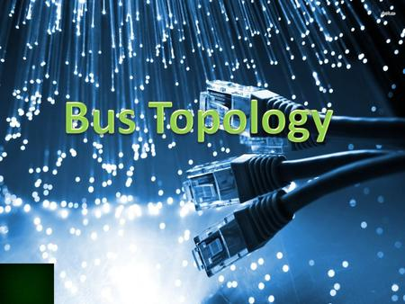 Bus topology refers to a single cable that connects all the work stations, servers, printers and other devices on the network. The cable runs from one.