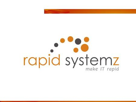 System Integration company with excellent technical expertise & more than 12 years of Industry experience Objective to provide rapid sourcing, rapid integration.