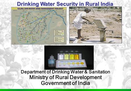 Water Supply - Sector Overview