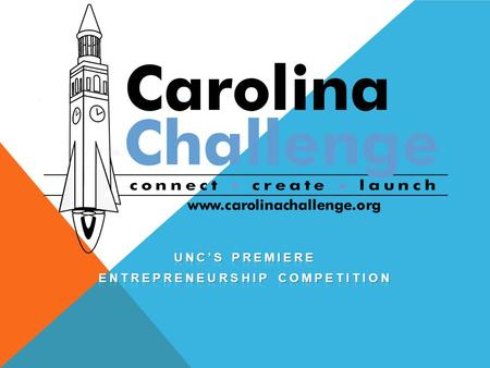 CAROLINA CHALLENGE? WHAT IS THE CAROLINA CHALLENGE?