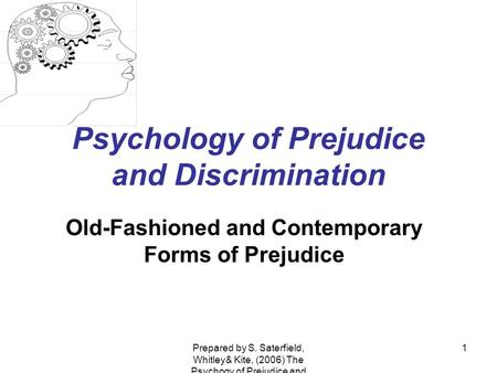essays on stereotyping prejudice and discrimination Stereotype, prejudice and discrimination essay introduction people are prone to categorize other people all over the world.