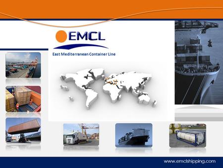 Www.emclshipping.com East Mediterranean Container Line.