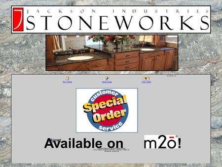 Available on !!!. Click Fashion Plumbing division to find Jackson Stoneworks Granite Vanity Tops.
