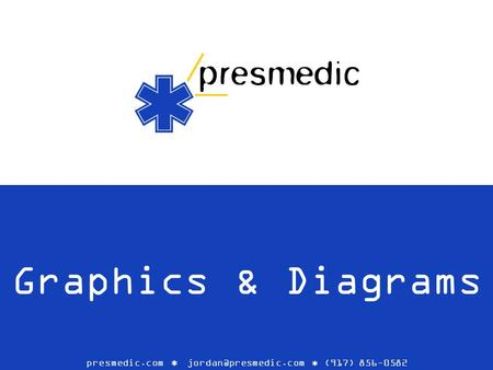 Graphics & Diagrams presmedic.com (917) 856-0582.