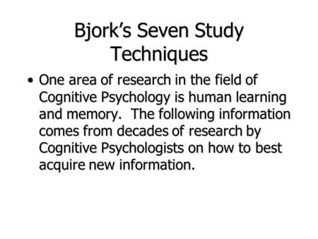 a discussion in the field of psychology The handout also provides general tips for writing psychology papers and for  reducing bias in your writing  how does the article contribute to the field are  the  only discuss the parts of the studies that are relevant to your argument or  topic.