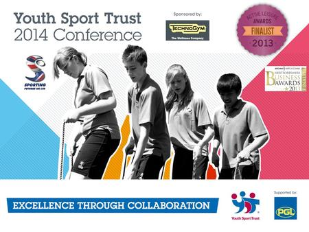 Session title : Apprenticeships in PE and School Sport Deliverers: Jill Eaton Jo Pountney Clare McCawley.