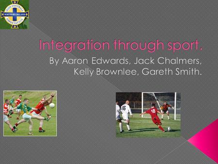 In this PowerPoint we will be discussing integration within sport in the 21 st century. Beyond physical well-being, sport can play an important role for.