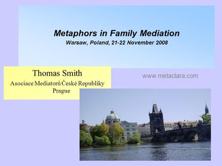 essay about mediation