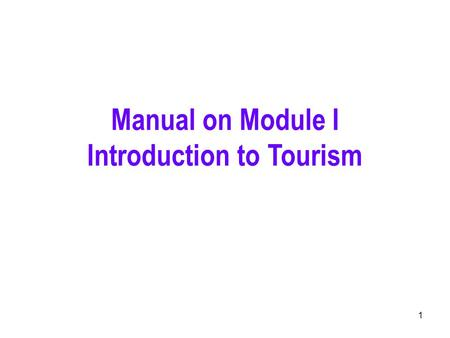 unit 9 tourism destination module Unit: earth and space science - destination on the planet mars and factors that affect space travel destination mars training module.