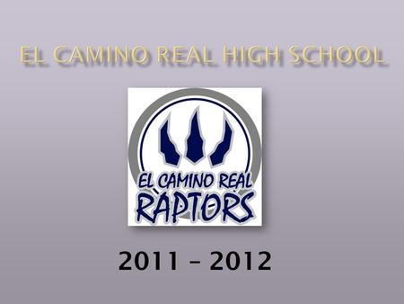 2011 – 2012. Western Association of Schools & Colleges (WASC) Accredited California Model Continuation School.