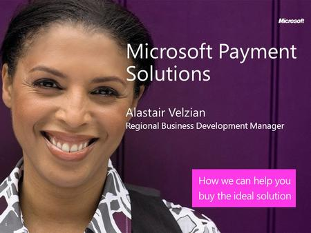 Microsoft Payment Solutions