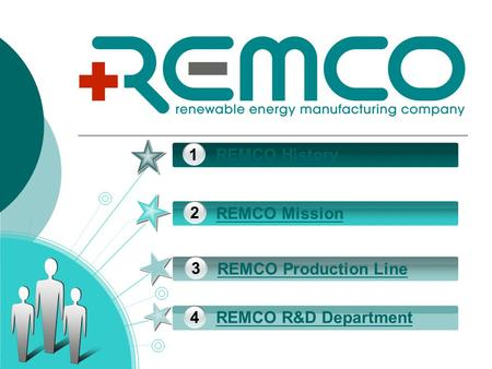 REMCO Production Line 3 REMCO Mission 2 REMCO History1 REMCO R&D Department4.