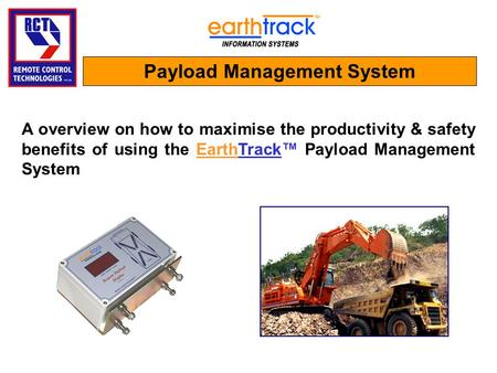 Payload Management System