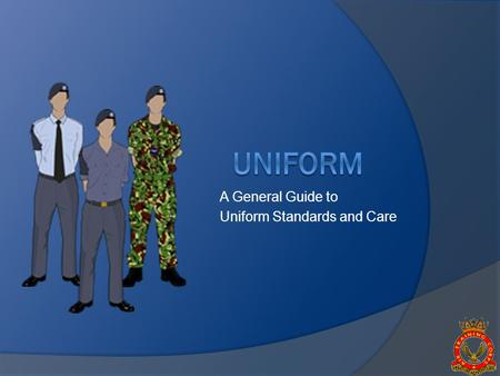 A General Guide to Uniform Standards and Care