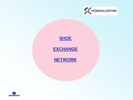 SHOE EXCHANGE NETWORK. DISTRIBUTORS INVENTORIES SHARING IN PARTNERSHIP WITH MANUFACTURERS.