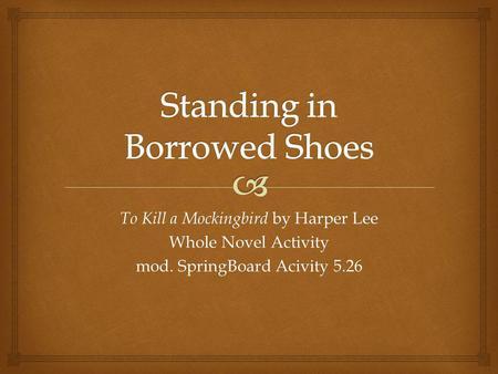 to kill a mockingbird book download pdf