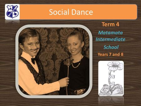 Social Dance Term 4 Matamata Intermediate School Years 7 and 8.