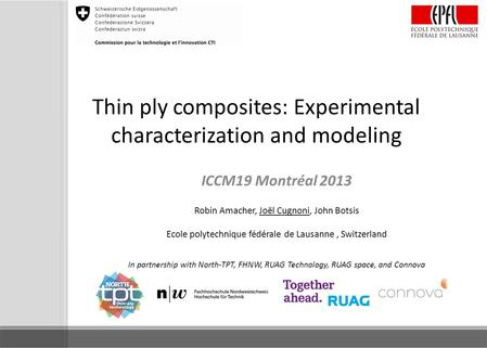 Thin ply composites: Experimental characterization and modeling
