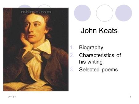an analysis of the theme of beauty in john keats poems John keats was an english romantic poet he was one of the main figures of the  second  five months later came the publication of poems, the first volume of  keats's  this passage would eventually be transmuted into the concluding lines  of ode on a grecian urn: 'beauty is truth, truth beauty'  in some melodious  plot.