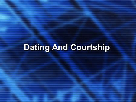 dating and mate selection Classic and contemporary studies of mate selection share a common goal: to describe and explain how individuals in romantic unions choose one another as partners.