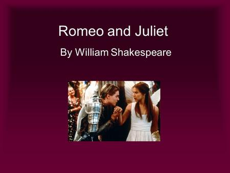 Romeo and Juliet By William Shakespeare. How does Shakespeare use Paris as an unwitting threat to Romeos happiness?
