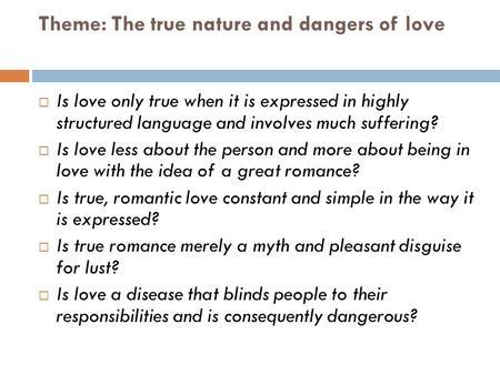 nature danger essay