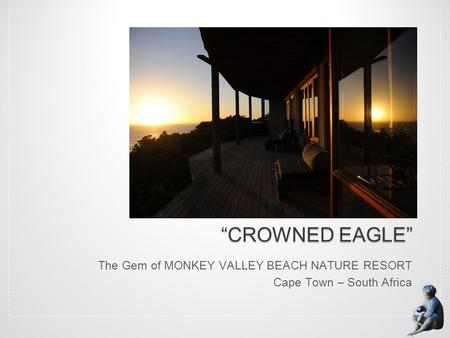 The Gem of MONKEY VALLEY BEACH NATURE RESORT Cape Town – South Africa.