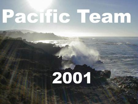Pacific Team 2001. TEAM INTRODUCTION Pacific 2001 Crystal LangARCHITECT Robert WrightENGINEER Edgar LeenenCONSTRUCTION MANAGER Will Clift APPRENTICE Robert.