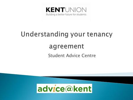 Student Advice Centre. The type of agreement you have is defined by statute not by your landlord. Most students living off campus have a fixed term assured.