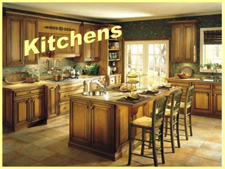 The kitchen is one of the busiest and most expensive rooms in the home, and it should be planned to save time and energy for those who work in it. The.