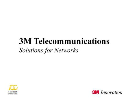 3M - History Founded in 1902 in Twin Harbors, Minnesota U.S.A.