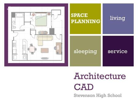 Architecture CAD living sleeping service SPACE PLANNING