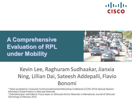 A Comprehensive Evaluation of RPL under Mobility
