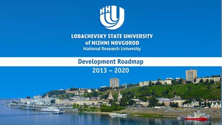 UNN development The Knowledge Triangle Developing internationally competitive programs RESEARCH INNOVATION EDUCATION.