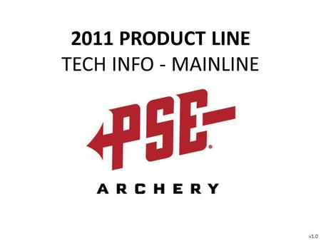 2011 PRODUCT LINE TECH INFO - MAINLINE v1.0. POSI-LOCK INNER-CAM FEATURES & BENEFITS Precise, mechanically locking inner-cam system Ø3/32 hardened stainless.