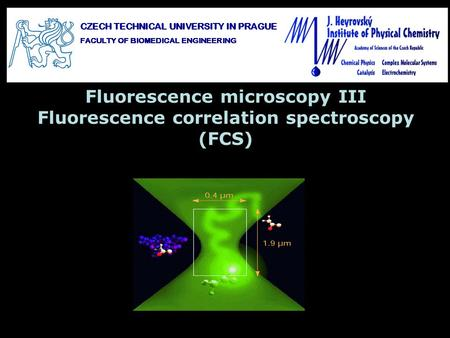 Detection volume in confocal microscopy: