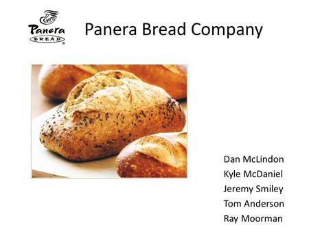 case analysis panera bread current situation Perform an analysis of panera bread company  what does a swot analysis reveal about the current situation of the  for each functional area covered in the case.